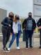 Mondkapjesactie georganiseerd door Lennard, Kevin en Joycelyn